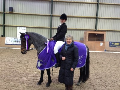 how to become a dressage judge uk